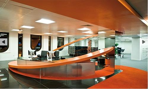 HI-MACS.oficinas