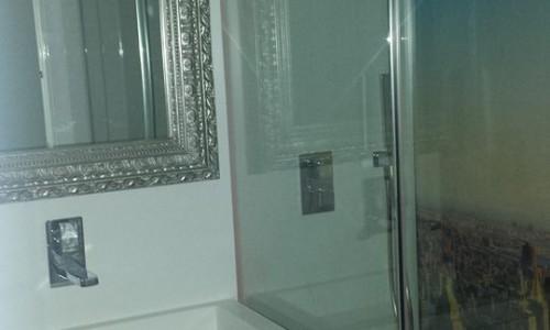 Reformas. baño y ducha